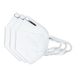 50x Mouth masks KN95 mouth masks 4 Layers - White
