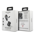 Guess GUESS TWS bluetooth earphones with charging box - Black