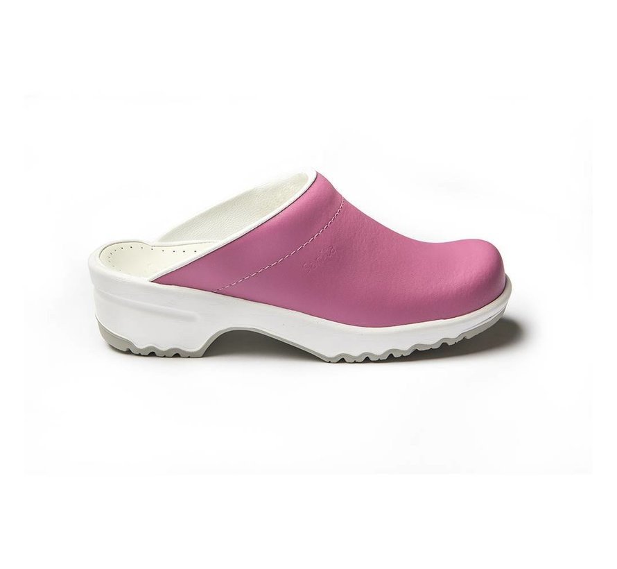 Sanita klompen Duty Nitril roze model 1080