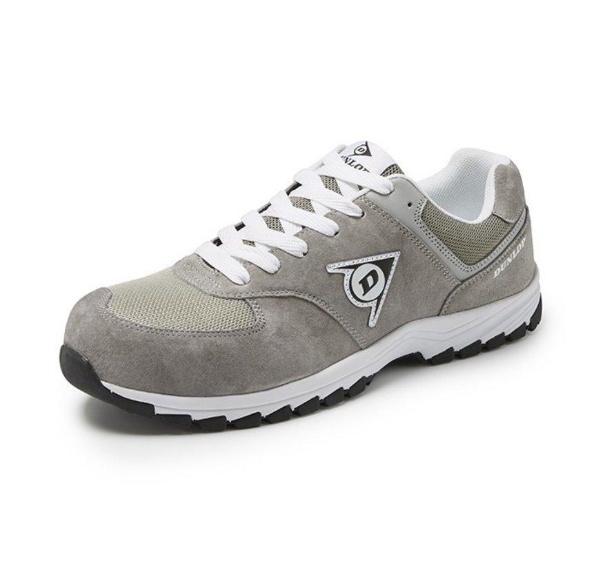 Dunlop Flying Arrow lage veiligheidssneaker grijs S3