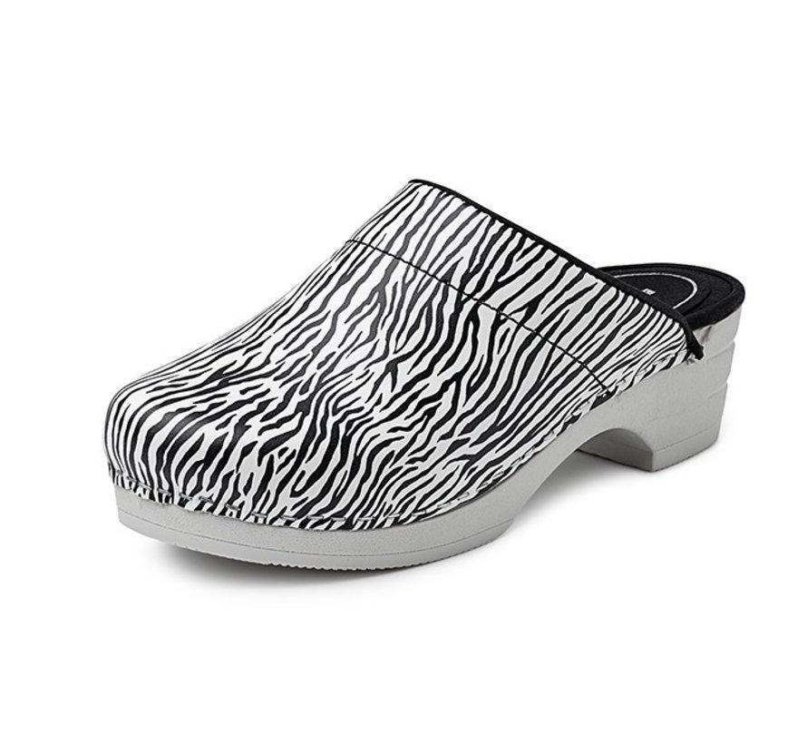 BigHorn klompen Zebra model 5030