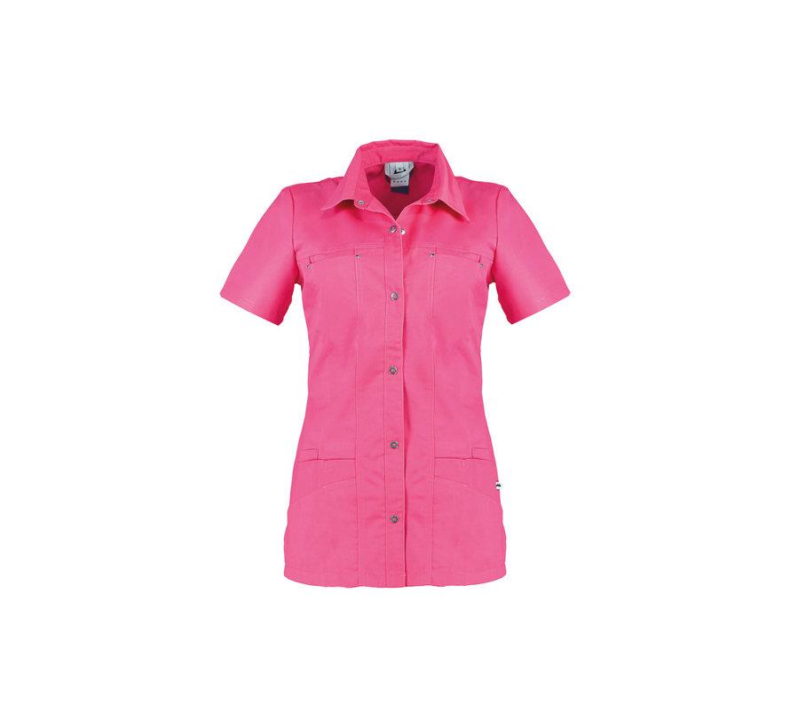 Haen Haen Kara zorgjas shocking pink