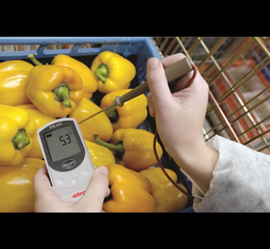 Ebro TFX 410 voedselthermometers