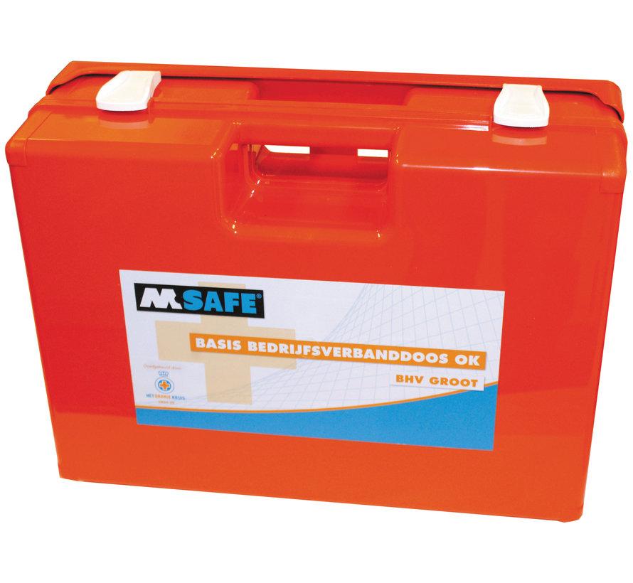 M-Safe Basis BHV groot verbanddoos