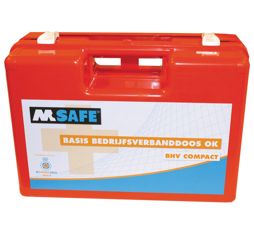 M-Safe BHV compact verbanddoos