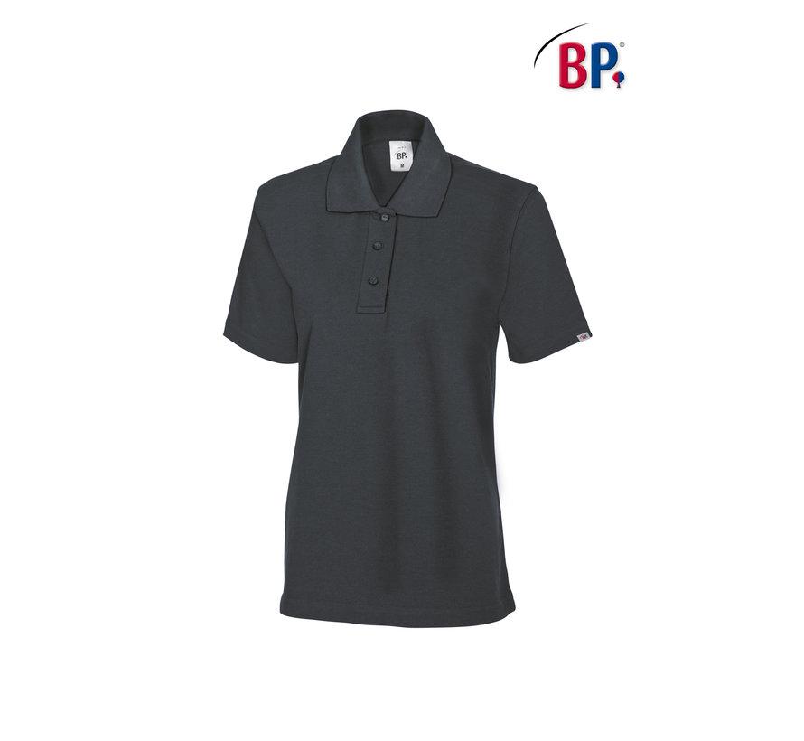BP® 1648 Damespoloshirt antraciet