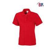 BP BP® 1648 Damespoloshirt rood