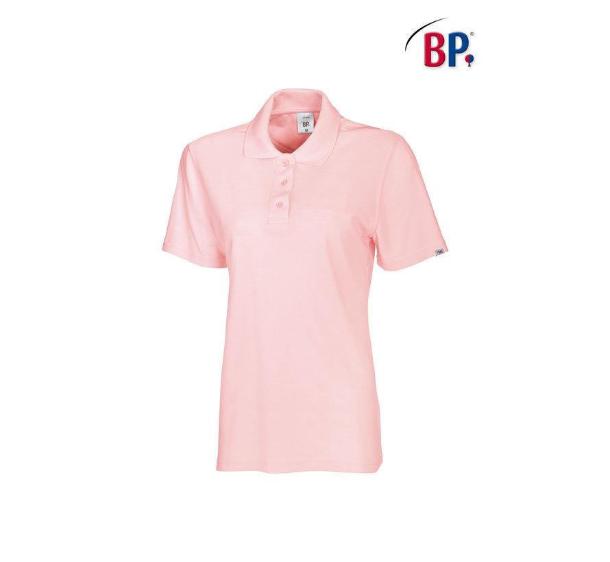 BP® 1648 Damespoloshirt roze