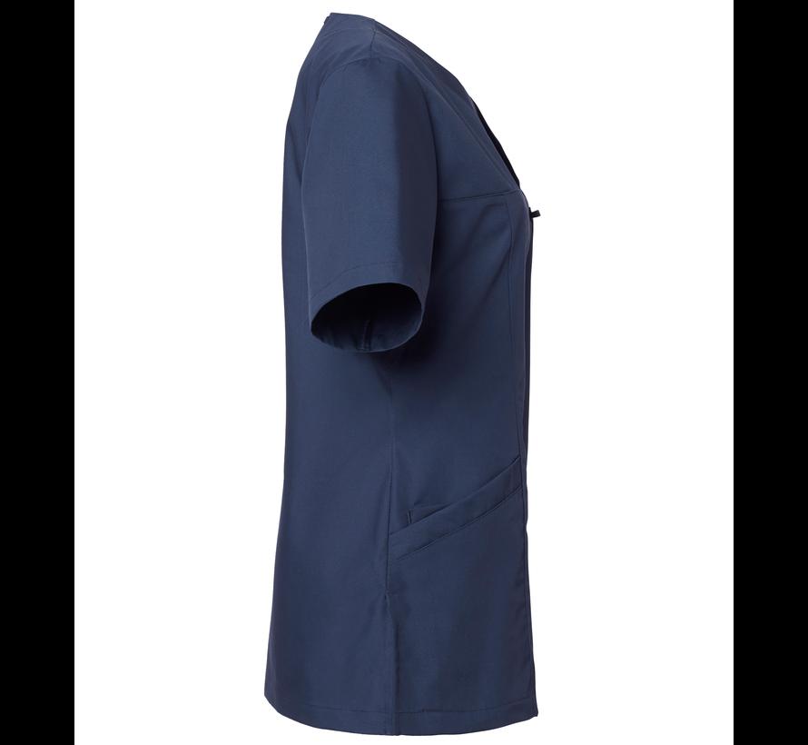 Segers Dames Tuniek marineblauw model 3510