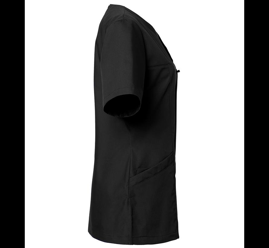 Segers Dames Tuniek zwart model 3510