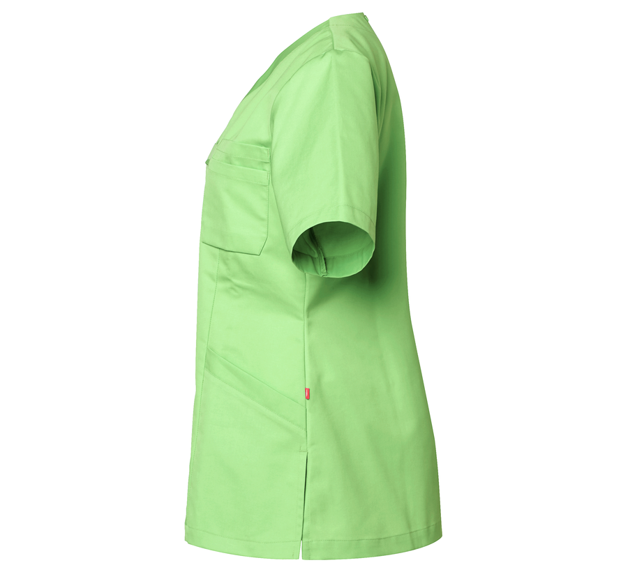 Segers Dames Tuniek groen model 3510