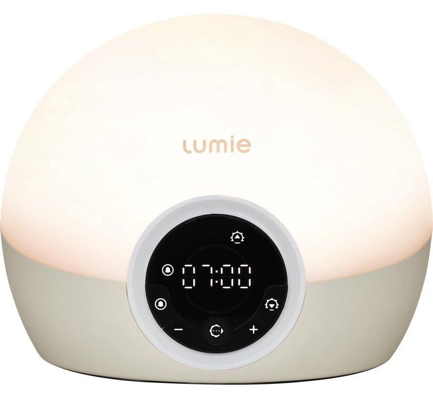 Lumie Bodyclock Spark 100 - Wake-up light - Beige