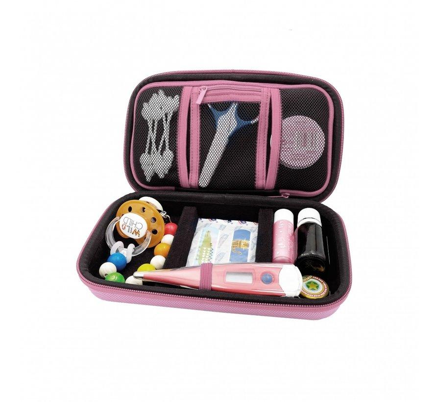 Pillbase Baby Case groot roze