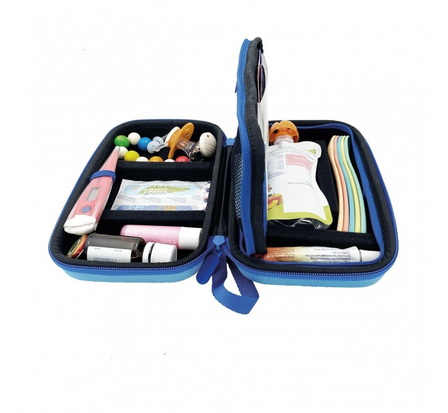 Able2 Pillbase Baby Case groot blauw