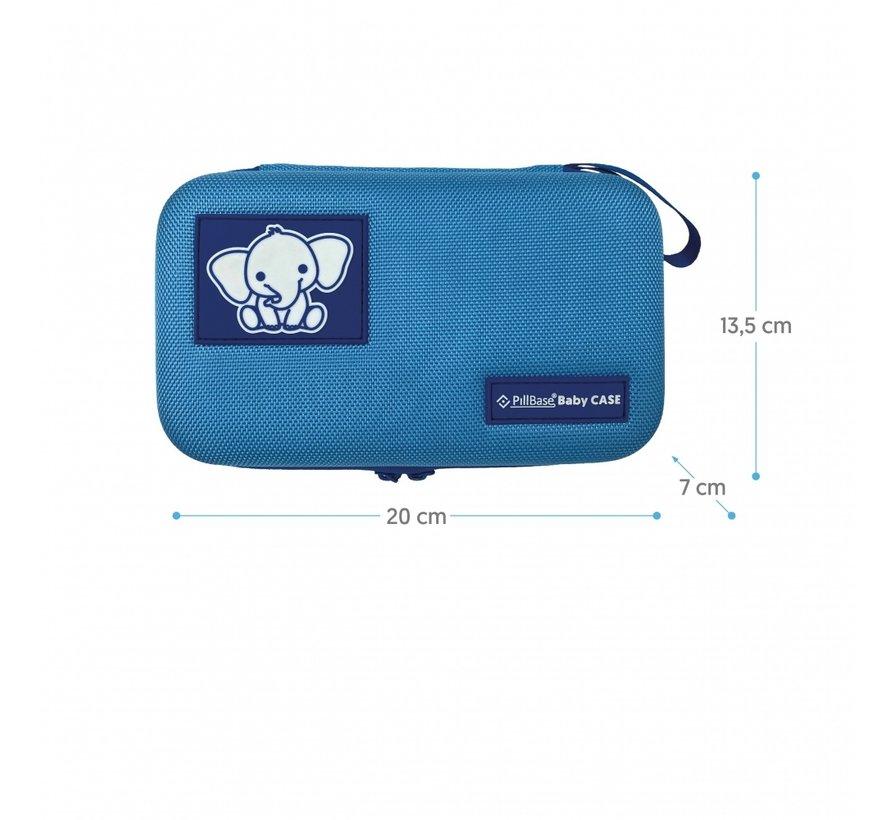 Pillbase Baby Case groot blauw