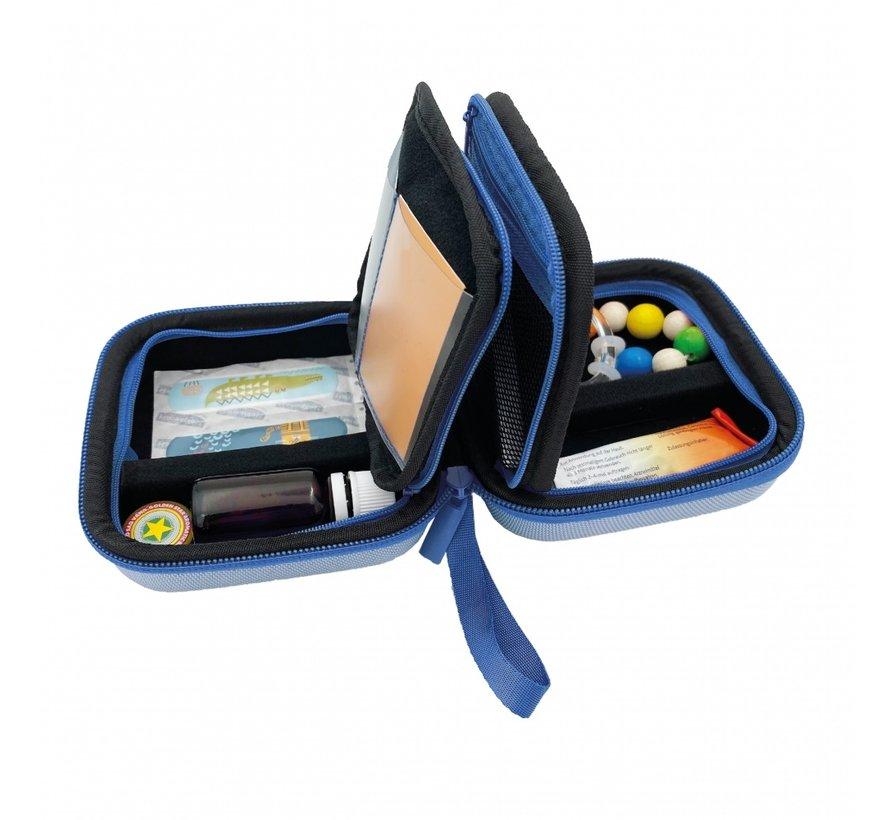 Able2 Pillbase Baby Case klein blauw