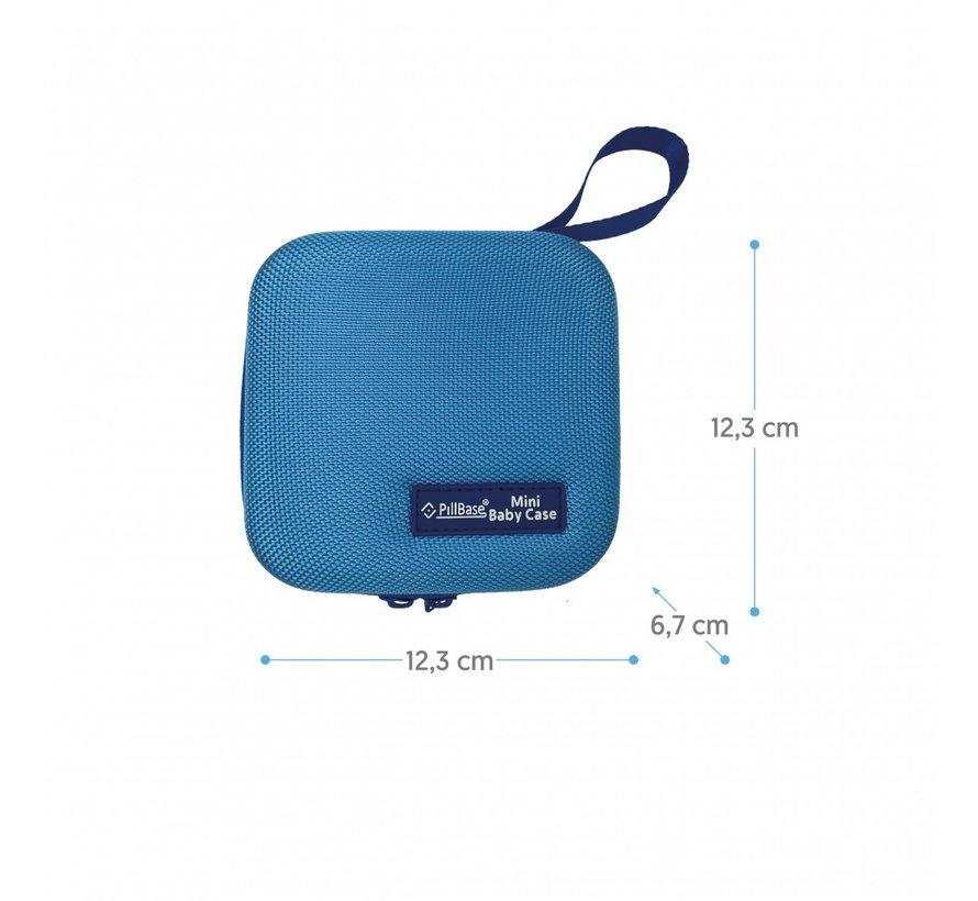 Pillbase Baby Case klein blauw