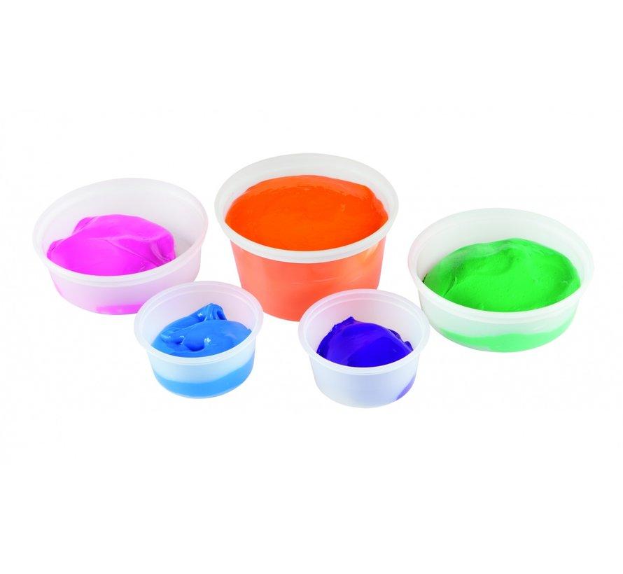 Able2 Rainbow Putty soft oranje