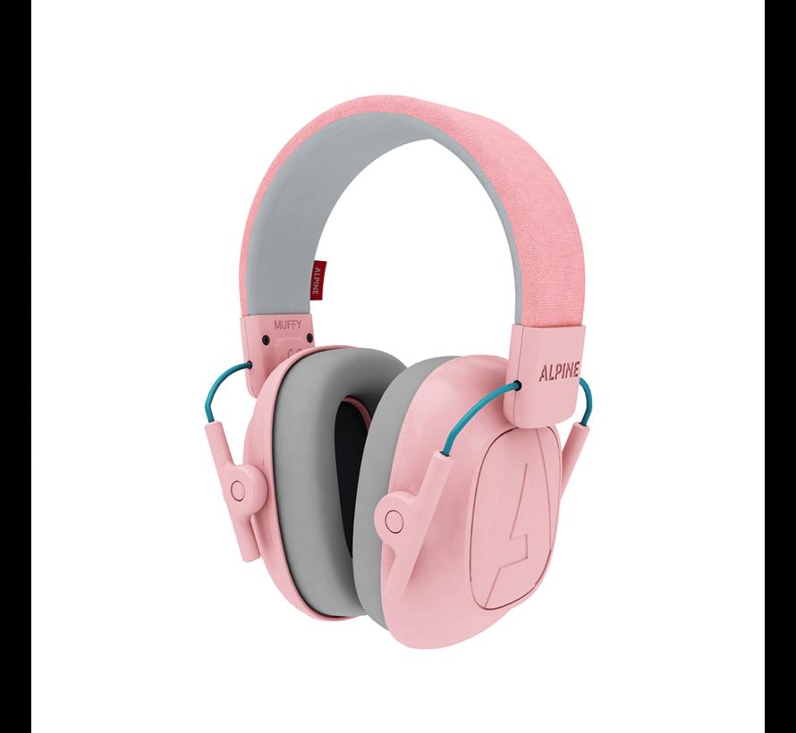 Able2 Muffy Kids oorkappen roze