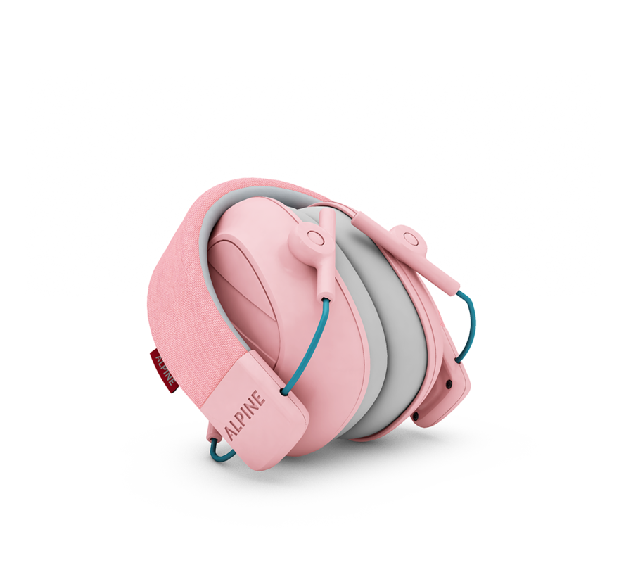 Muffy Kids oorkappen roze