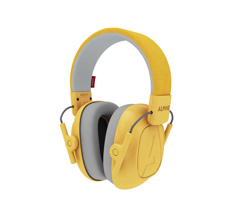 Able2 Muffy Kids oorkappen geel