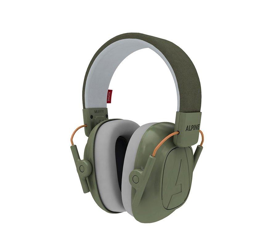 Able2 Muffy Kids oorkappen groen