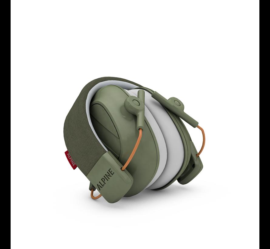 Muffy Kids oorkappen groen