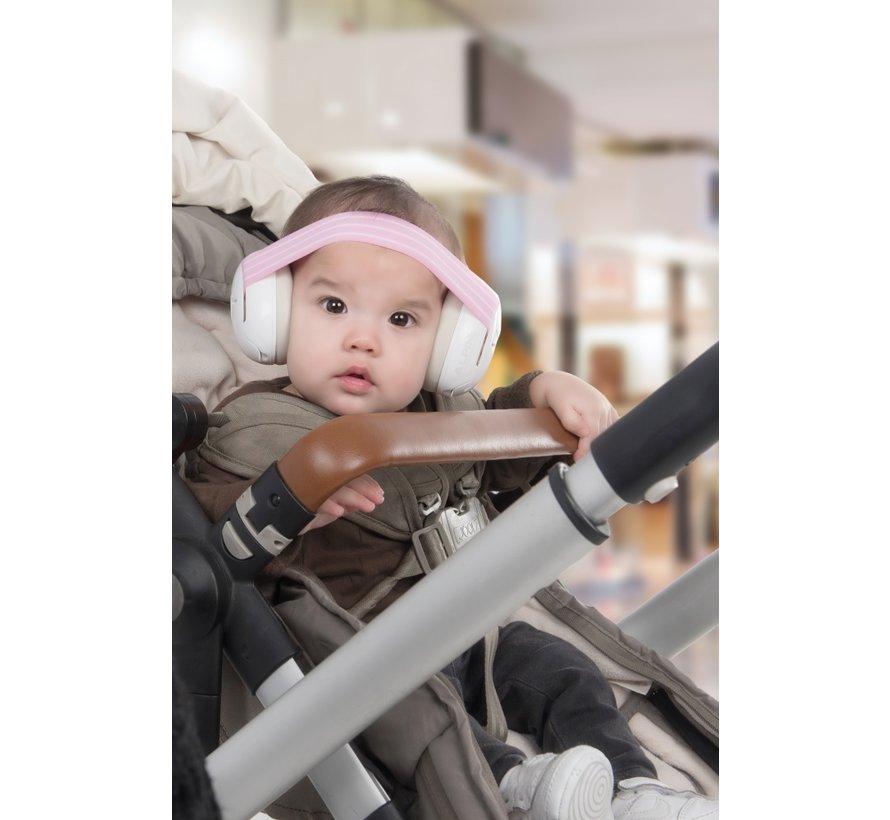 Muffy Baby oorkappen roze