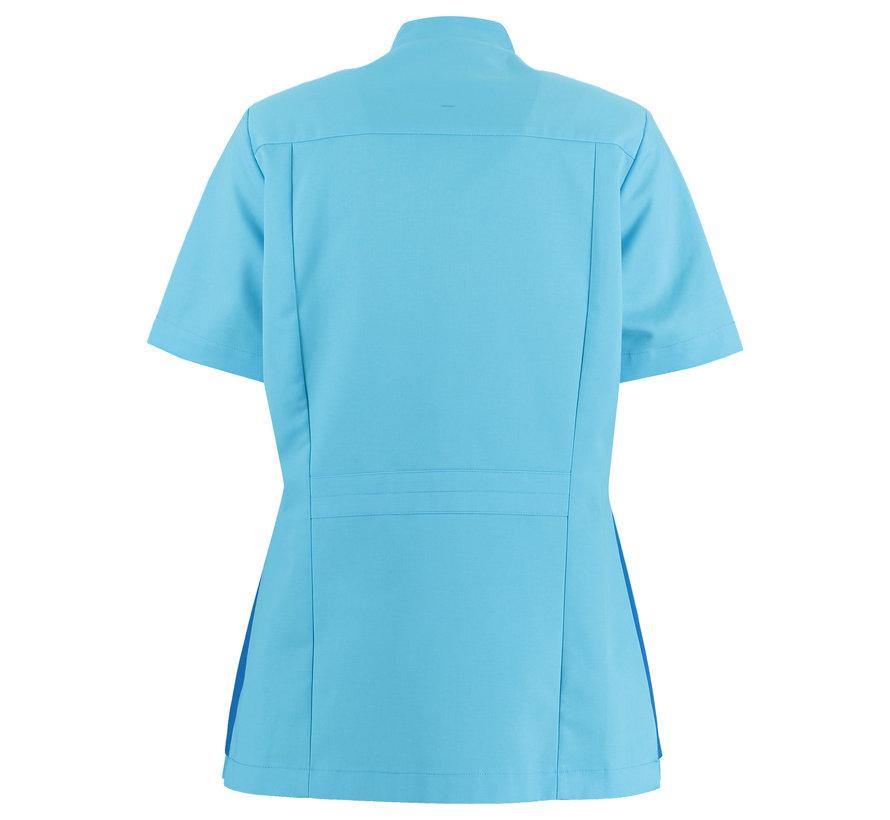 SHAE Care Isla dames tuniek blauw