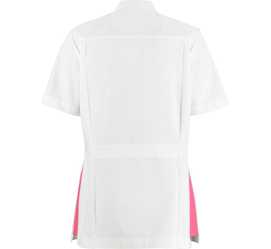SHAE Care Isla dames tuniek wit pink