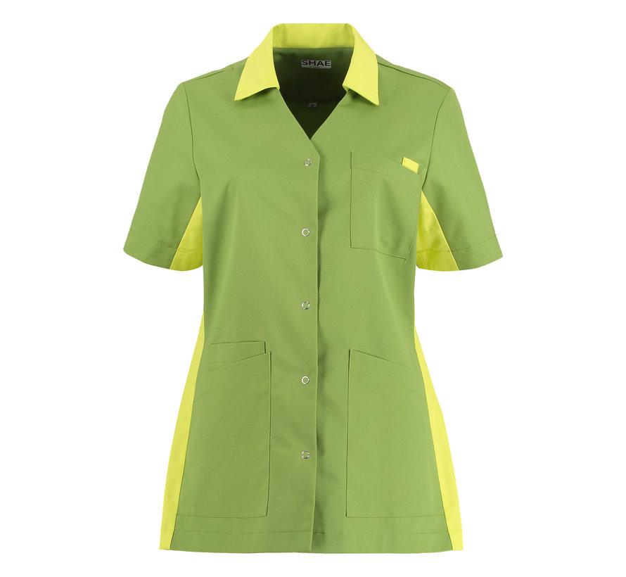 SHAE Care Luna dames tuniek groen