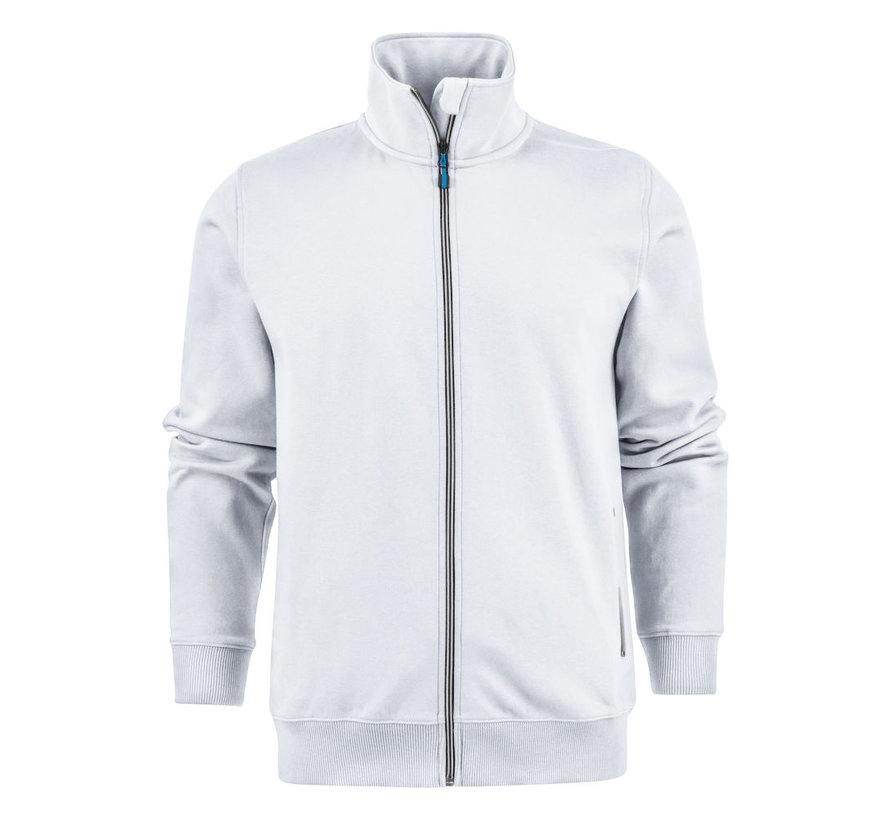 Printer Javelin sweatjacket RSX wit