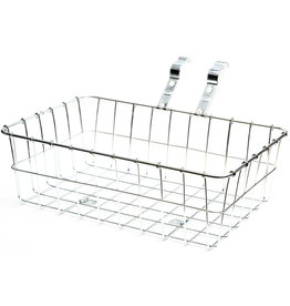 Wald Wald - 1372 Medium Basket - Silver