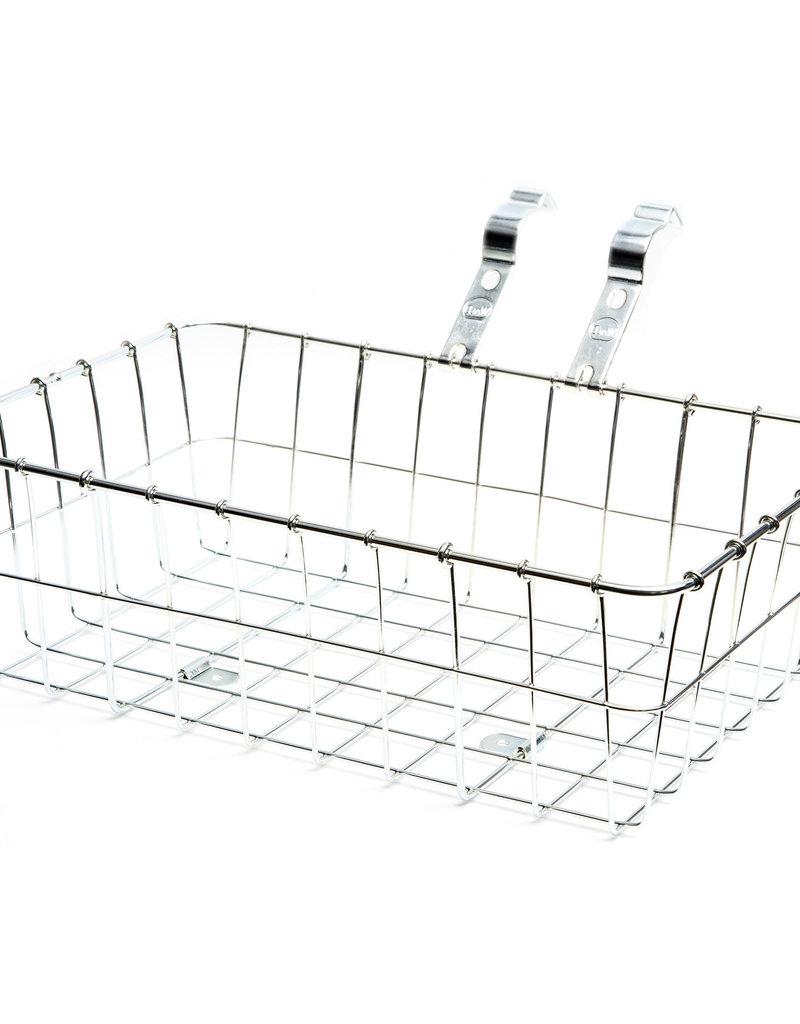 Wald Wald - 1372 Medium Basket - Silver