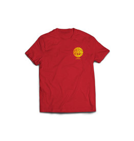 Seabass Cycles Seabass Cycles - Circle Logo Kids TShirt - Red