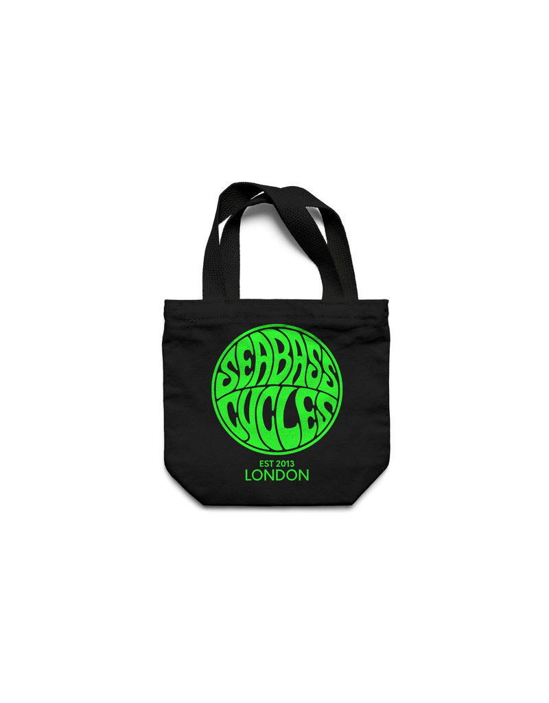 Seabass Cycles Seabass Cycles - Tote Bag - Black