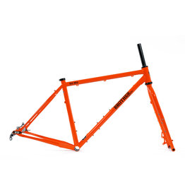 Brother Cycles - Big Bro Frameset 2019 - Orange