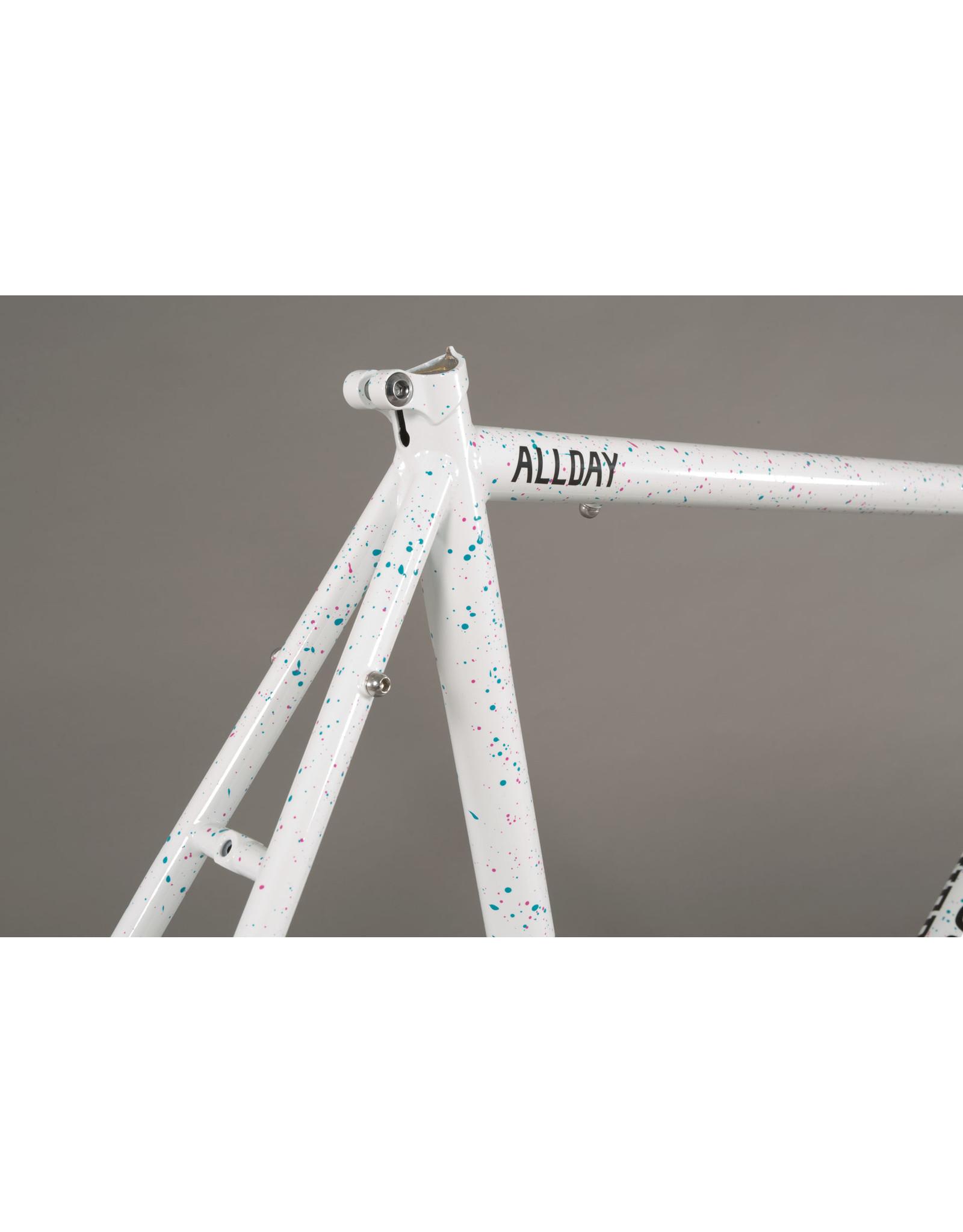 Brother Cycles - AllDay Frameset 2019 - Splatter