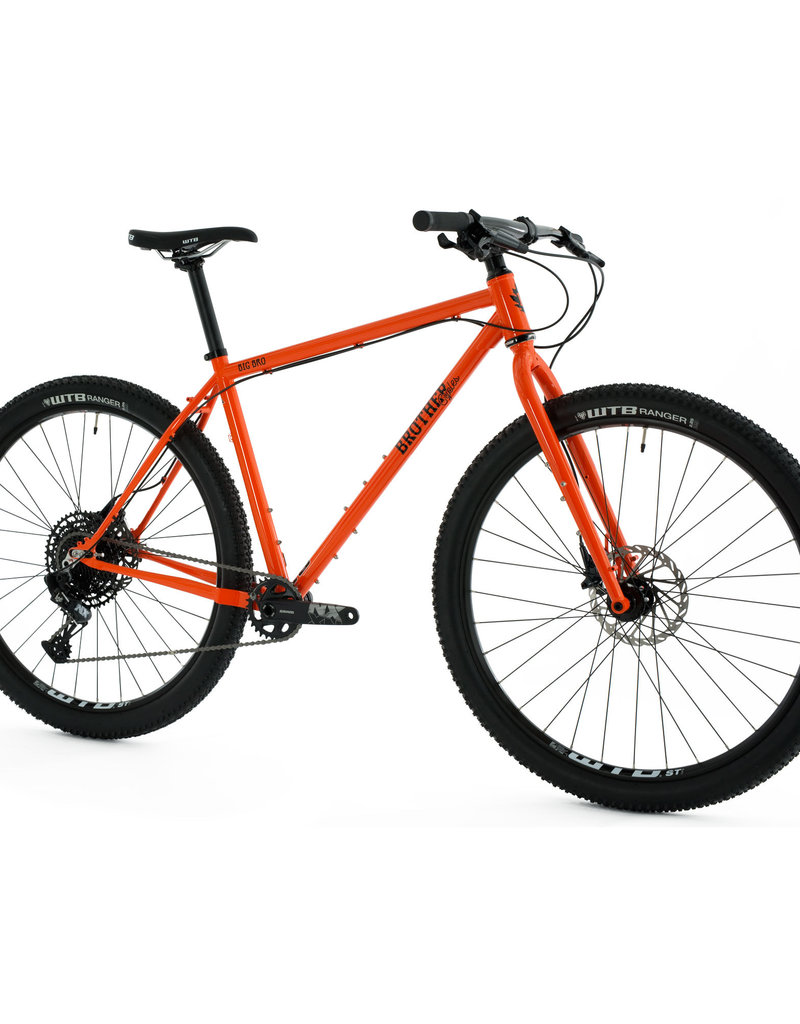 Brother Cycles - Big Bro 2019 Complete - Orange
