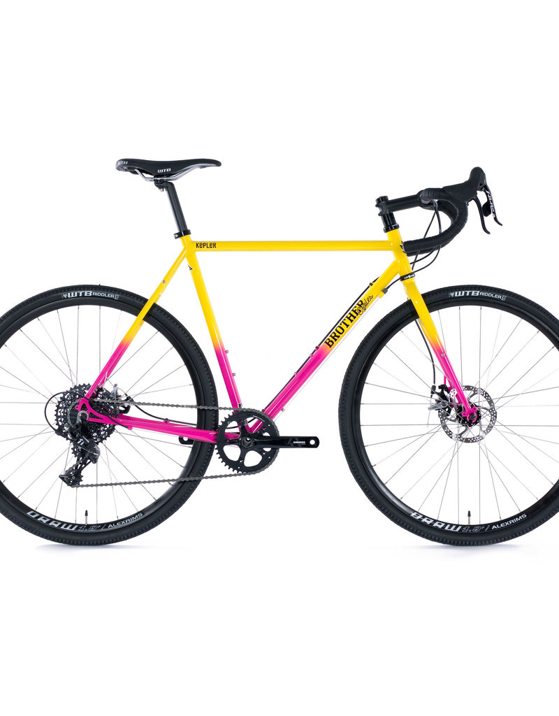 Brother Cycles - Kepler Disc 2019 Complete - Acid Fade