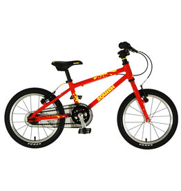 "Squish Squish - 16"" Kids Bike - Red & Purple"