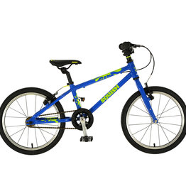 "Squish Squish - 18"" Kids Bike - Blue & Aqua"