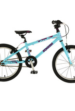 "Squish Squish - 18"" Kids Bike - Blue & Aqua"