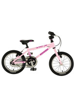 "Squish Squish - 14"" Kids Bike - Orange & Pink"
