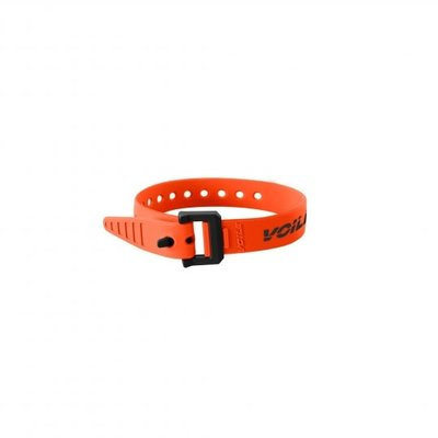 "Voile Voile - 12"" Strap Orange Nylon Buckle"