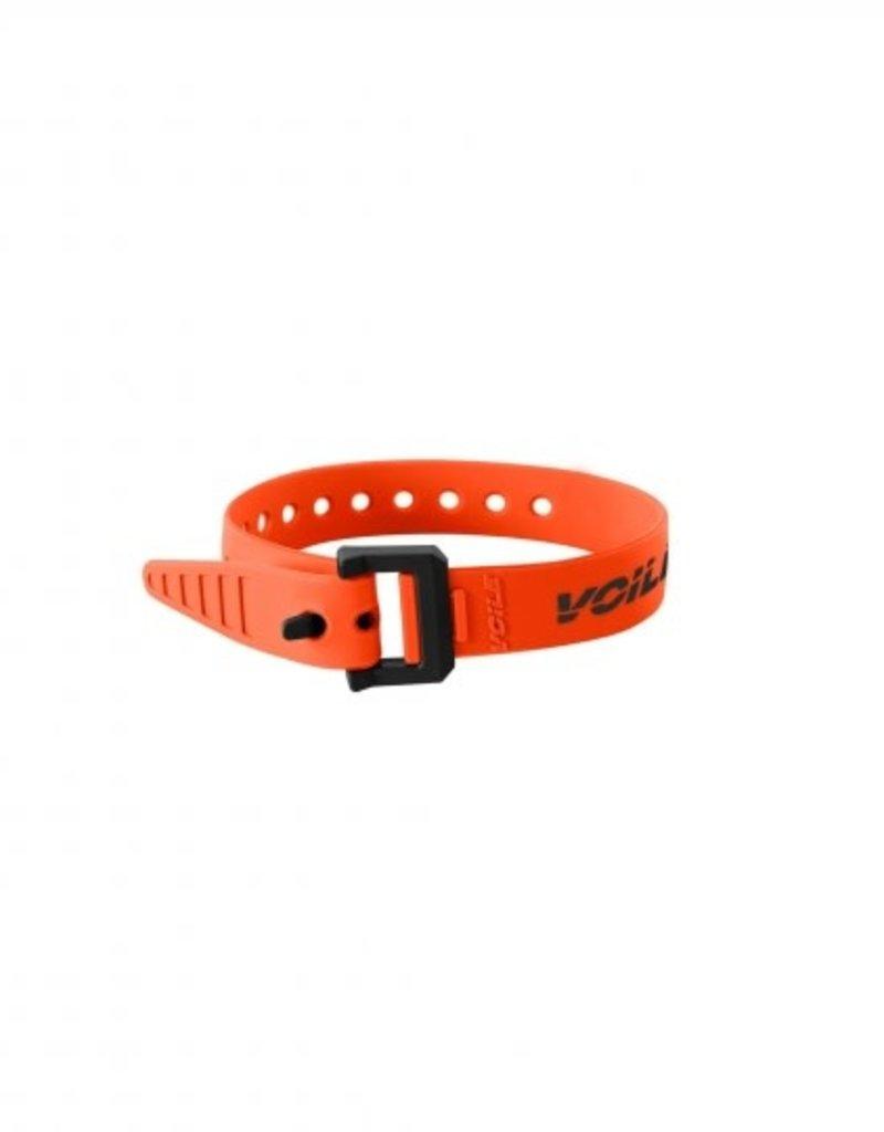 """Voile Voile - 12"""" Strap Orange Nylon Buckle"""