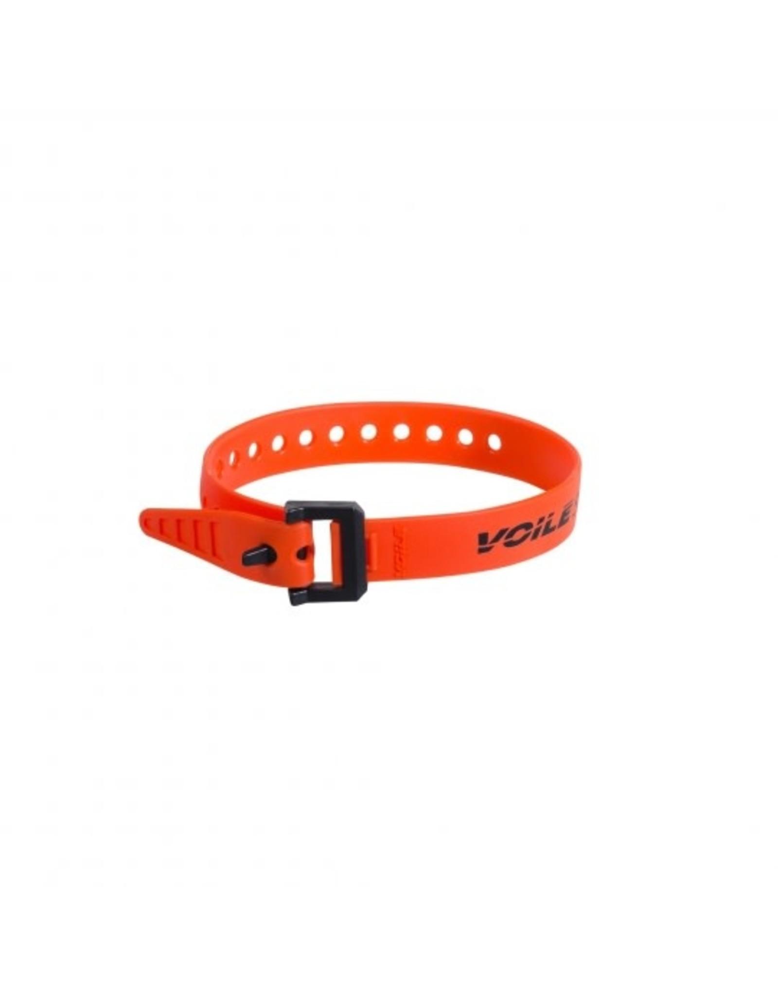 """Voile Voile - 15"""" Strap Orange Nylon Buckle"""