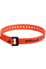 "Voile Voile - 20"" Strap Orange Nylon Buckle"