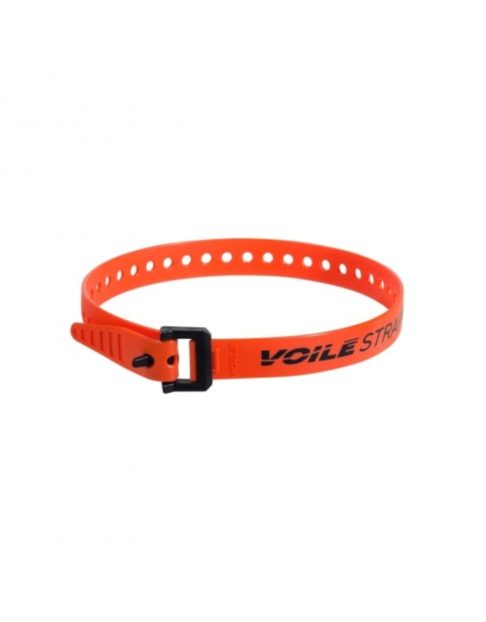 """Voile Voile - 20"""" Strap Orange Nylon Buckle"""