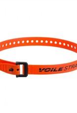"""Voile Voile - 25"""" Strap Orange Nylon Buckle"""